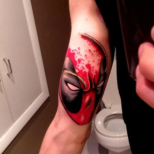 А вы готовы пойти к татуировщику и