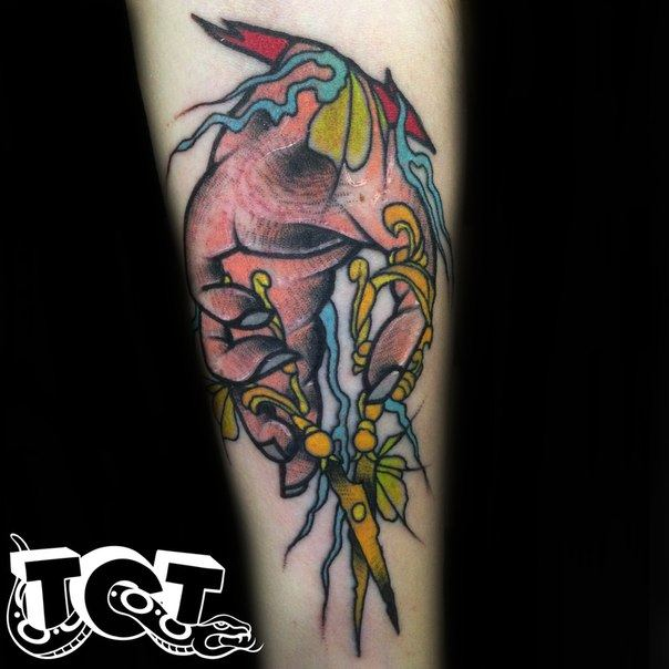 TRUE COLORS TATTOO