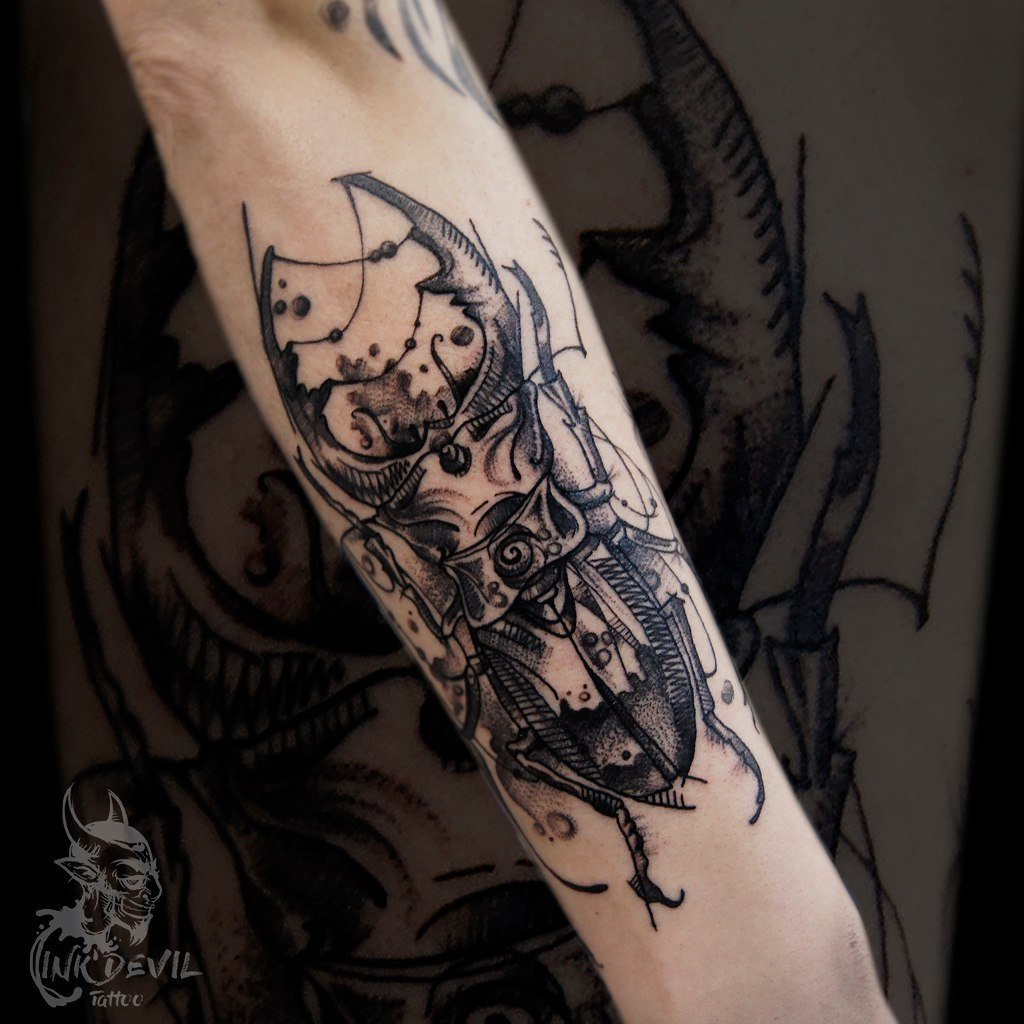INK DEVIL TATTOO