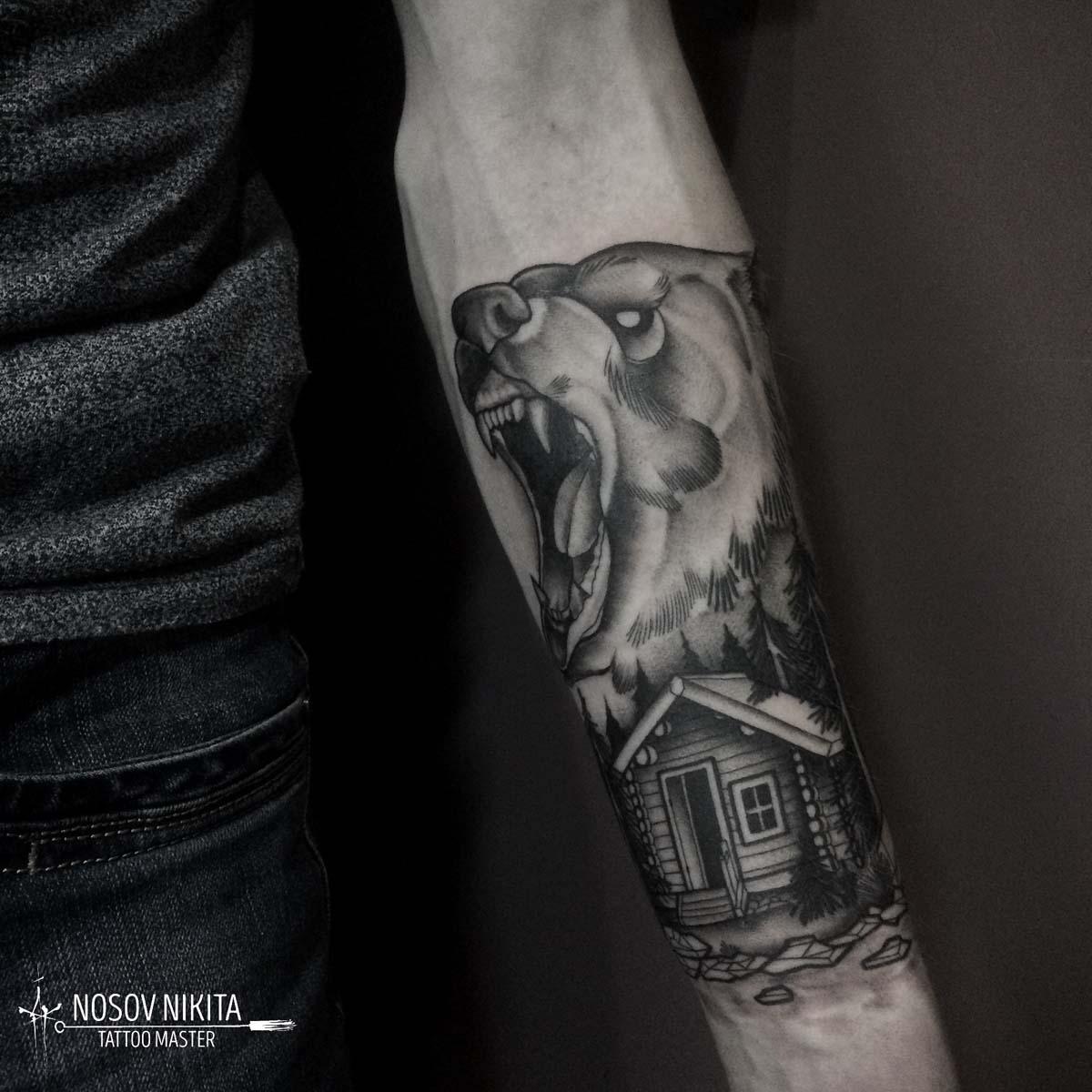 Хочу сделать татуировку но не знаю какую фото 894