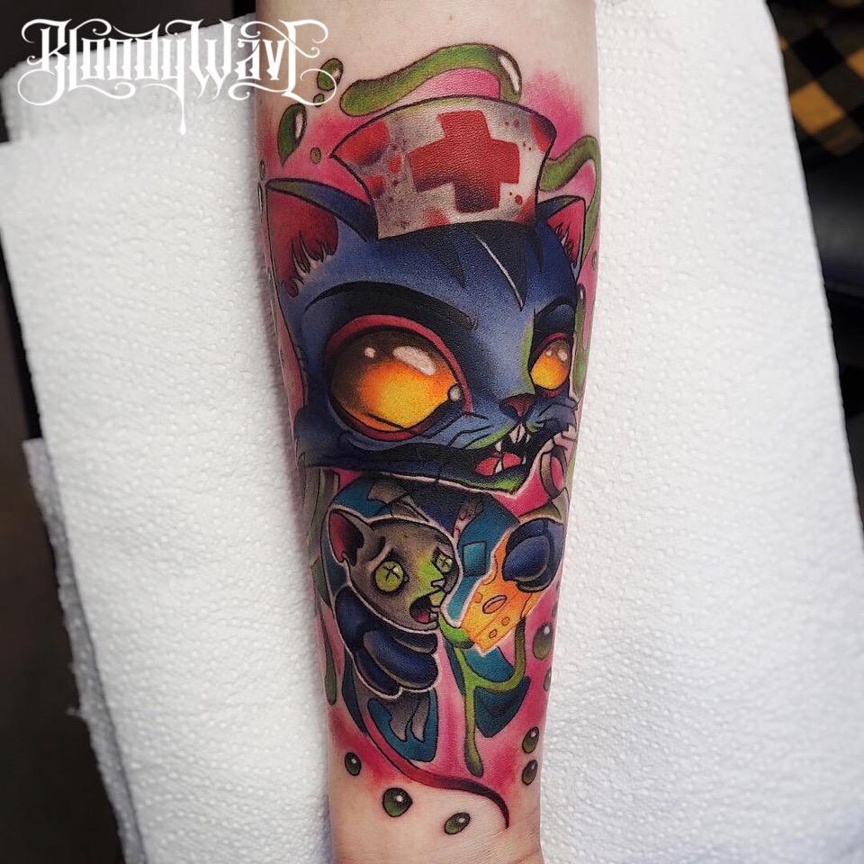 Хочу сделать татуировку но не знаю какую фото 722