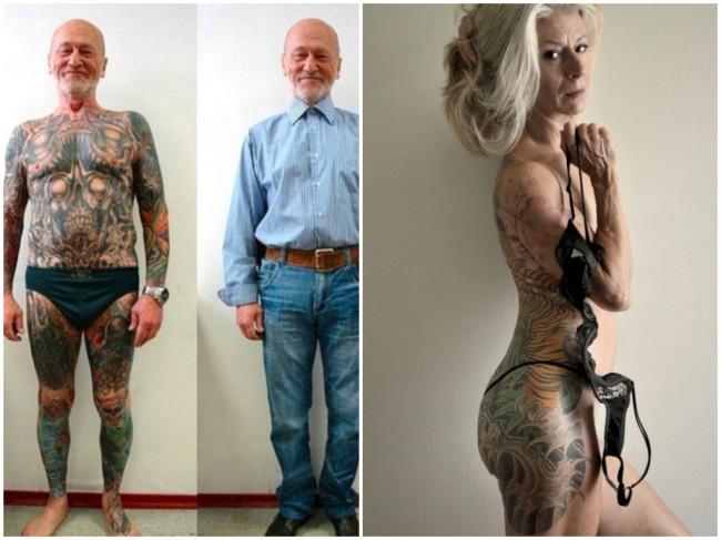 ПРАЙМ КРАЙМ Татуировки Воров в законе 45