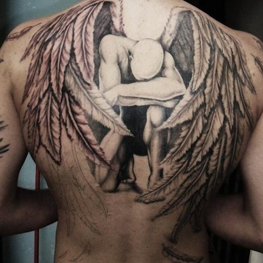 Порнуха с татуировками самые красивые 11 фотография